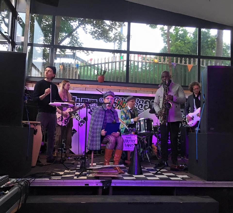 Apathy Band at Grow Bar