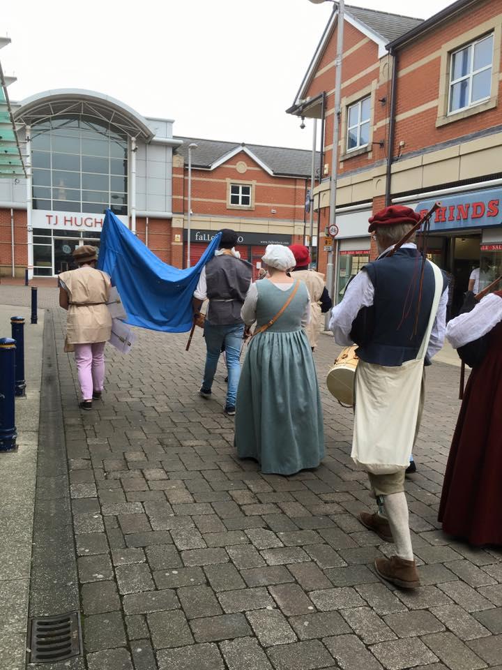Tudor Parade